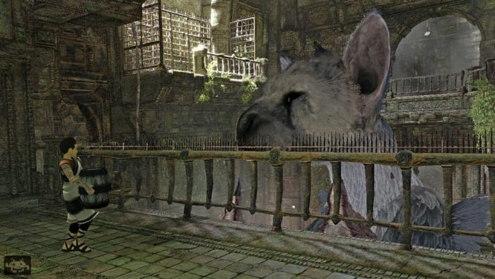 The Last Guardian (צילום מסך)