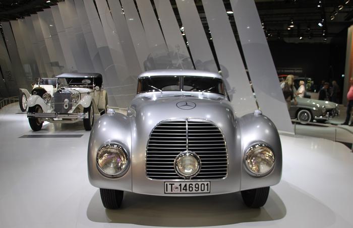 צעיר תערוכת הרכב הקלאסי הגדולה בעולם חגגה 135 שנות מכוניות חשמליות SZ-02