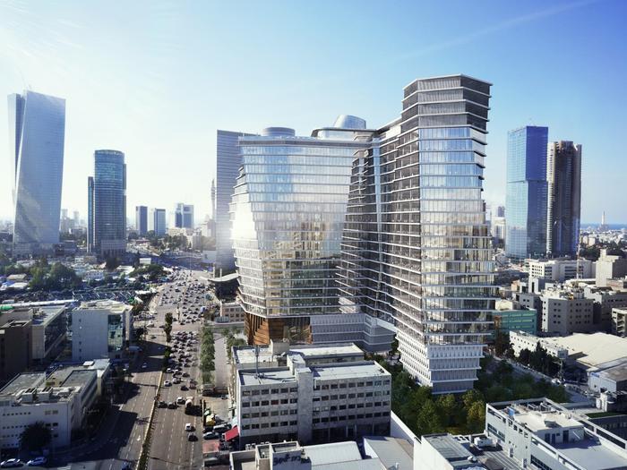 למעלה WeWork תשכור 4 קומות במתחם ToHa ב-300 מיליון שקל ל-15 שנה - וואלה QP-92