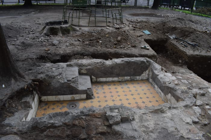 נמצאו מקוואות בית הכנסת הגדול בווילנה (מערכת וואלה! NEWS , יוחנן (ג'ון) זליגמן)