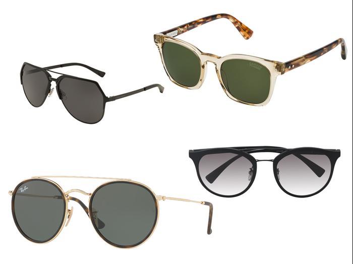 תוספת משקפי שמש לגברים - הטרנדים, הדגמים החדשים וההמלצות שלנו - וואלה! אופנה KJ-03