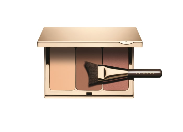 "CLARINS Limited edition Face Contouring Palette (יח""צ , יחצ)"