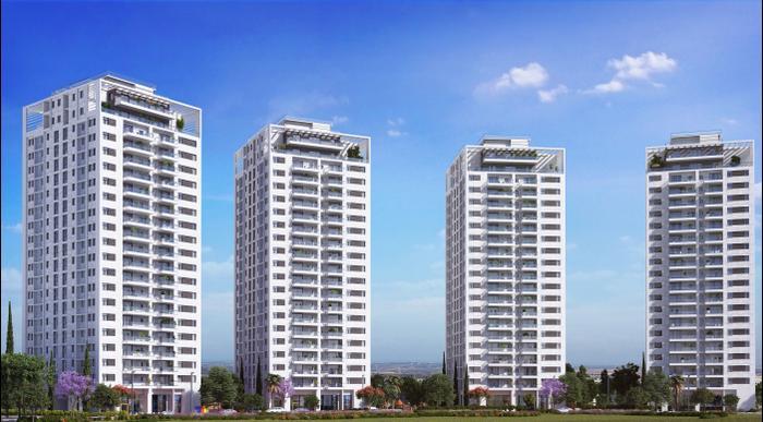 מאוד 500 דירות חדשות: אור ירוק לפרויקט בינוי פינוי ראשון ביבנה - וואלה QD-71