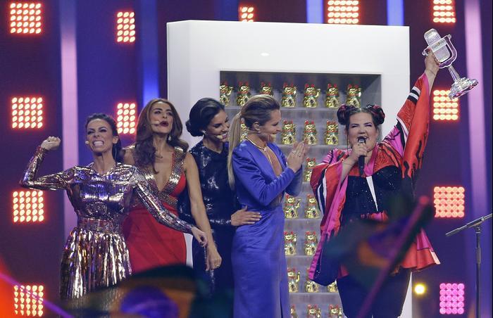 נטע הפציצה גם ברייטינג: 48% צפו בפיק - השיר הזוכה באירוויזיון