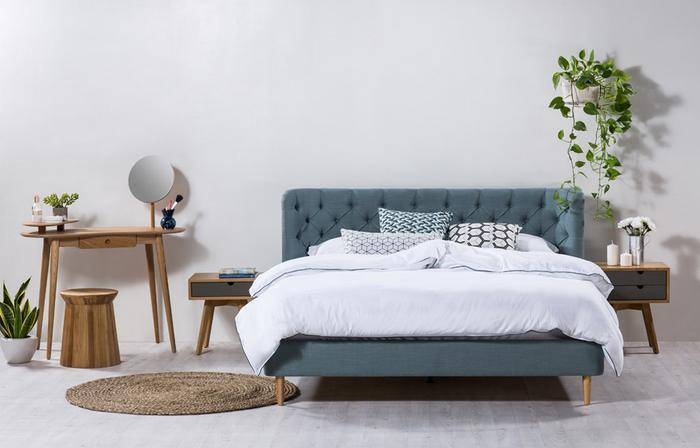 מדהים מיטות זוגיות עד 5,000 שקלים - וואלה! בית ועיצוב JO-14