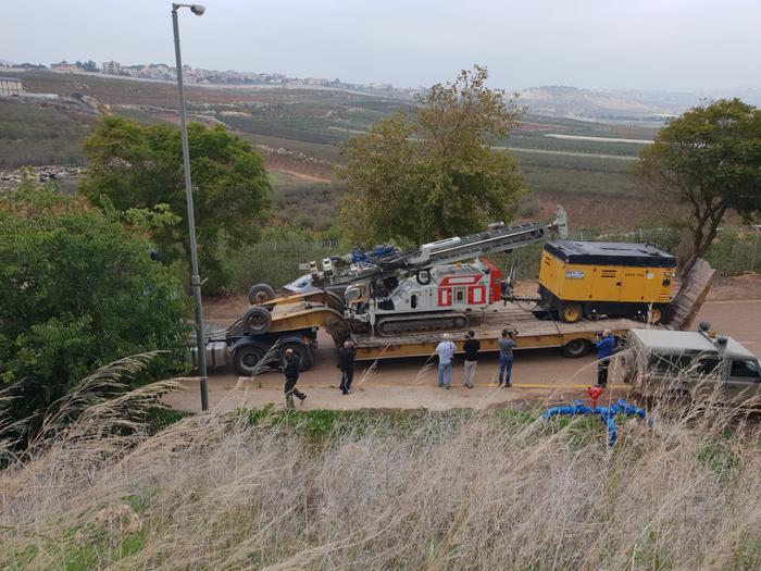 צבא בגולן-טילים מדויקים-מנהרות: המלחמה עם חיזבאללה כבר כאן 2690333-46