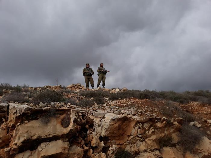 חייל נפצע קל בפיגוע דריסה באל-בירה שליד רמאללה; המחבל נוטרל 2694382-46