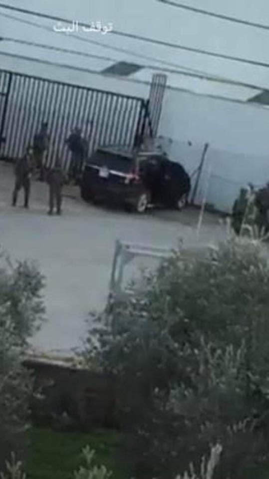חייל נפצע קל בפיגוע דריסה באל-בירה שליד רמאללה; המחבל נוטרל 2694592-46