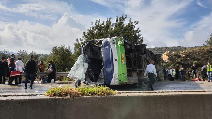 בית חורון: אי שמירת מרחק או חוסר ריכוז: חקירת הנהגים מהתאונה ב-443