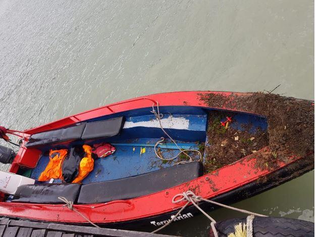 זירת התאונה בצ'ילה 24 בפברואר 2019 (אתר רשמי)