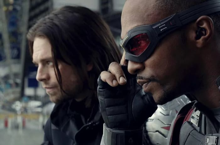 "הפלקון וחייל החורף, The Falcon and The Winter Soldier, מארוול, דיסני (יח""צ , דיסני)"