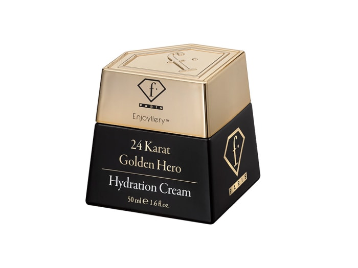 "קרם לחות זהב Golden Hero 24K (יח""צ)"