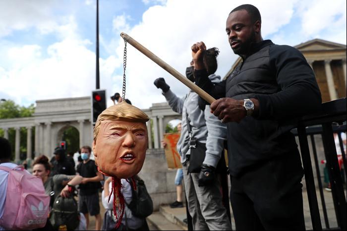 Black Lives Matter. רויטרס