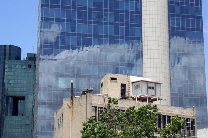 Тель-Авив - старый и новый. Гарри Резниковский, Zahav.ru