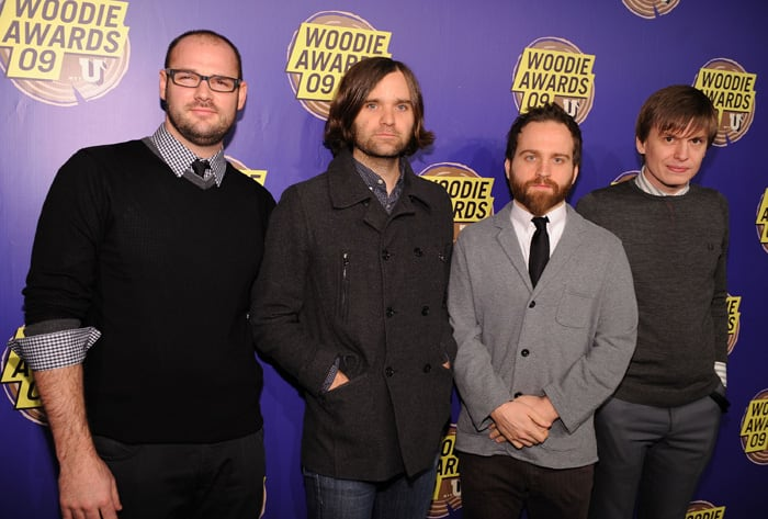להקת Death Cab For Cutie (GettyImages , Bryan Bedder)