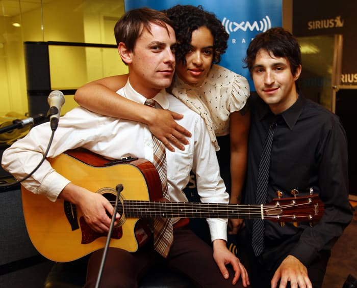 The Thermals (GettyImages , Astrid Stawiarz)