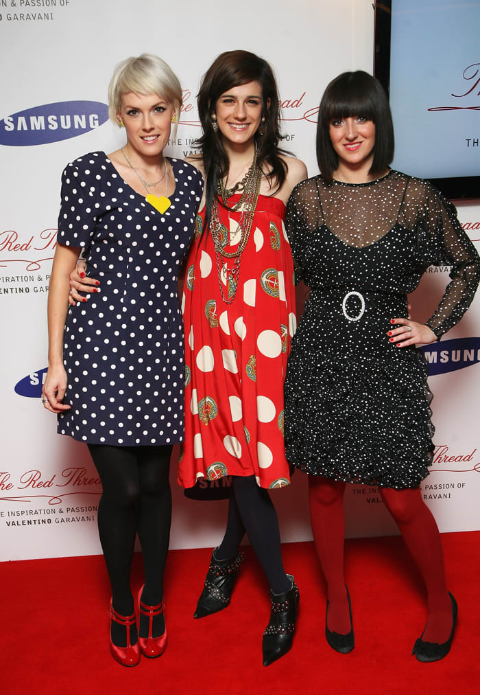 The Pipettes (GettyImages , Tim Whitby)