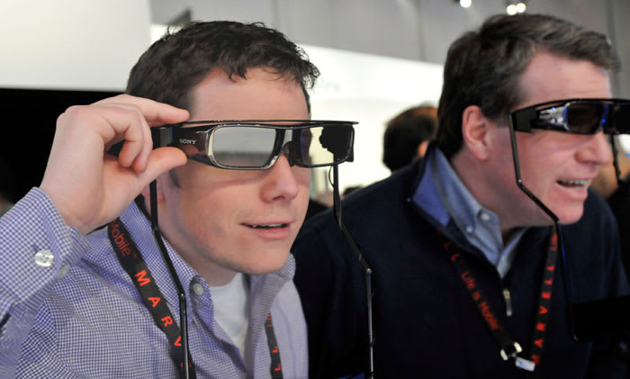 ces 2011 (GettyImages , David Becker)