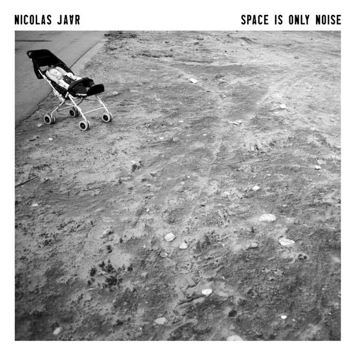 "עטיפת האלבום ""Space Is Only Noise"" (סריקה)"