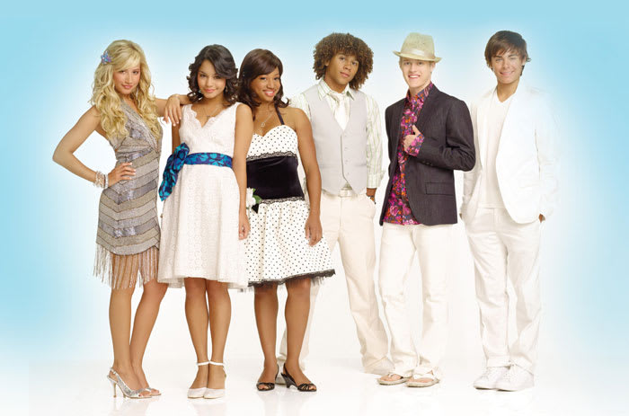 The Cast Of 'High School Musical' (mBox)