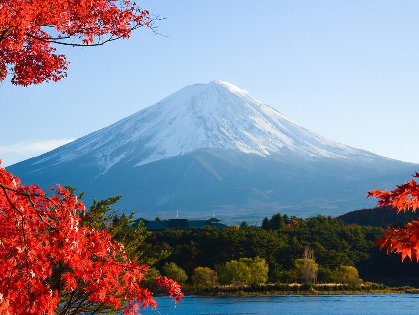 הר פוג'י, יפן