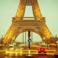 אטרקציות בפריז (Creative Commons)