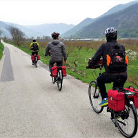 חופשת אופניים באוסטריה (זיו ריינשטיין)