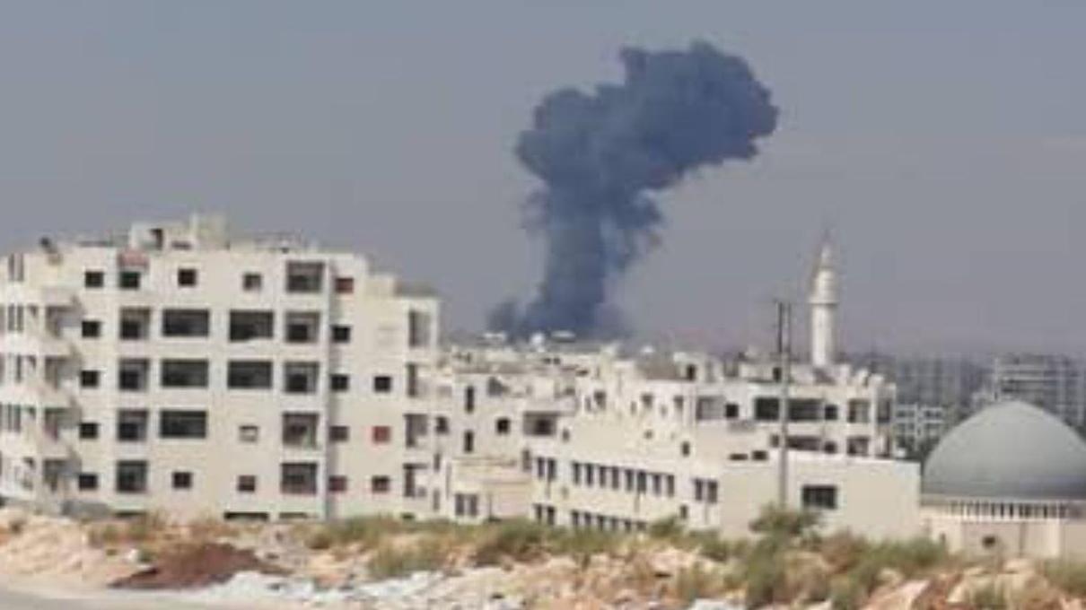 תקיפת הקואליציה בסוריה ב-31 באוגוסט 2019