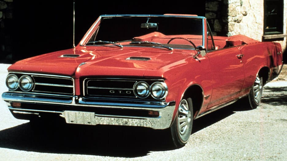 פונטיאק GTO