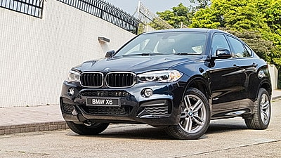 BMW X6 M. Фото: Shutterstock