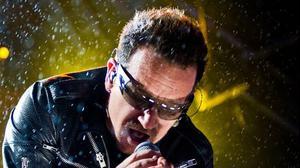 U2 בהופעה. Ian Gavan, GettyImages